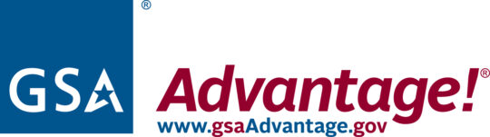 Find our products on GSA Advantage